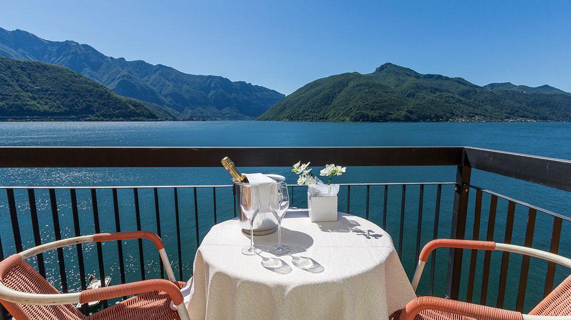 2° Piano Asiatico Hotel Riviera Melide Ticino