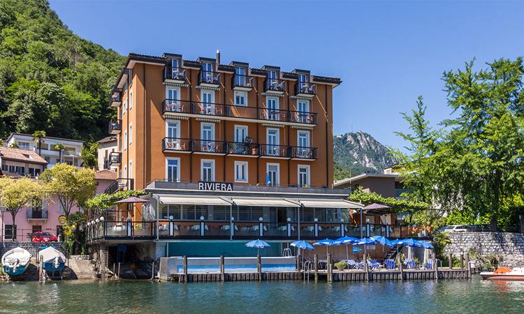 Hotel Riviera Melide Ticino
