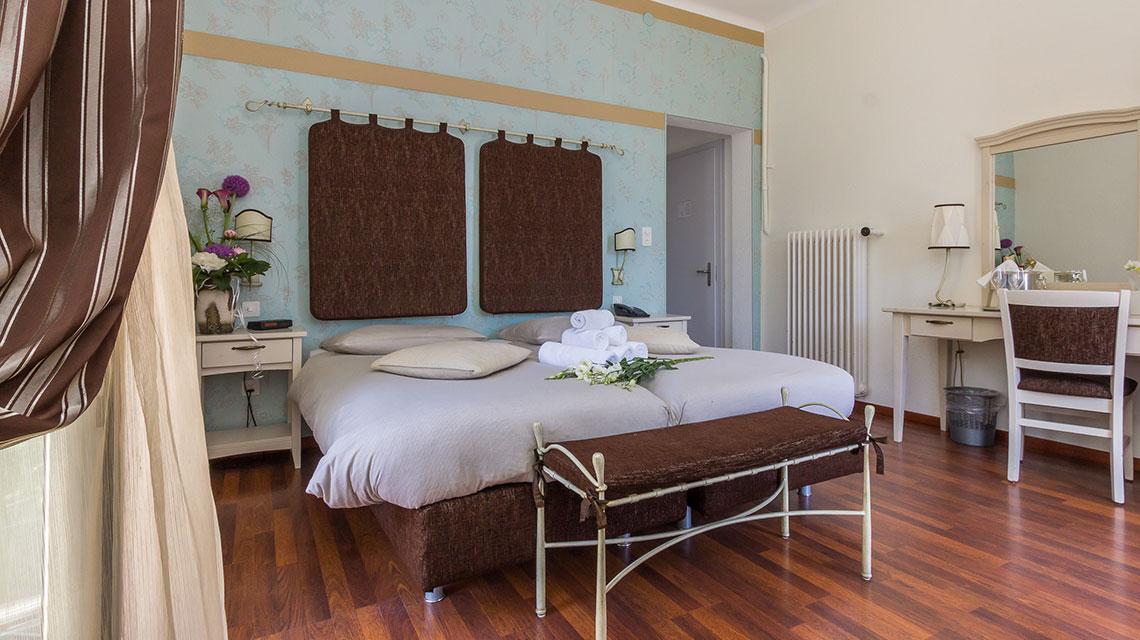 1° Piano Mediterraneo Hotel Riviera Melide Ticino