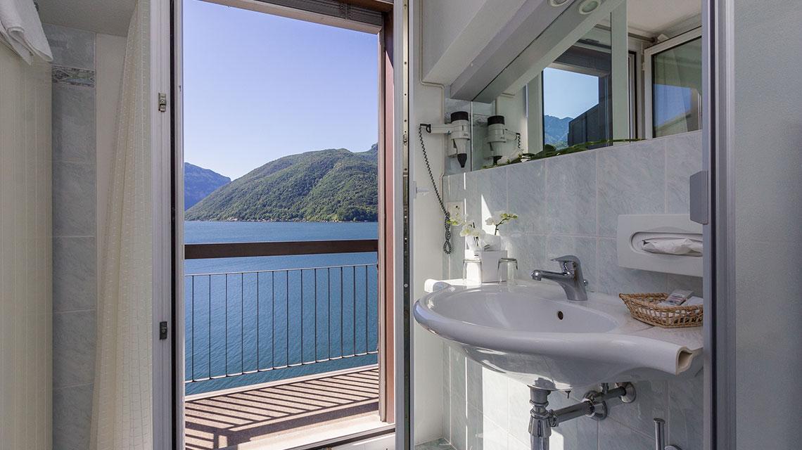 4° Piano Nautico Hotel Riviera Melide Ticino