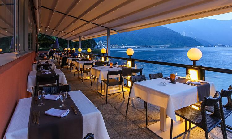 Ristorante Hotel Riviera Melide Ticino